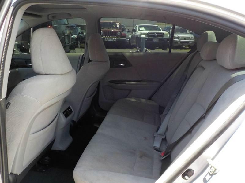 2013 Honda Accord EX 4dr Sedan CVT - Hilo HI