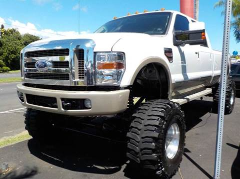 2008 Ford F-350 Super Duty for sale in Hilo, HI