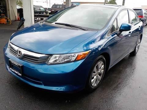 2012 Honda Civic for sale in Hilo, HI