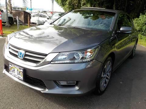 2013 Honda Accord for sale in Hilo, HI
