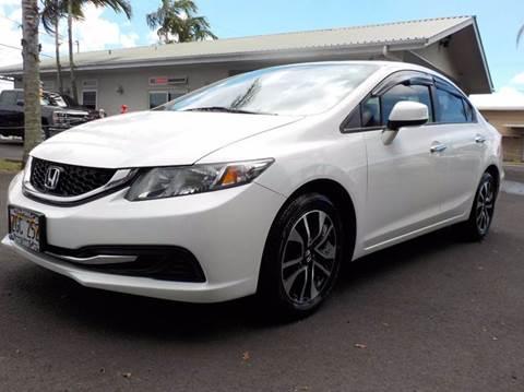 2013 Honda Civic for sale in Hilo, HI
