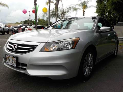 2012 Honda Accord for sale in Hilo, HI