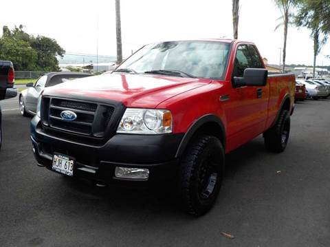 2004 Ford F-150 for sale in Hilo, HI