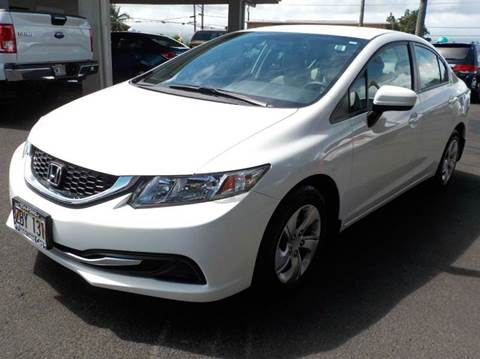 2014 Honda Civic for sale in Hilo, HI