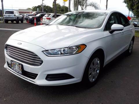 2014 Ford Fusion for sale in Hilo, HI
