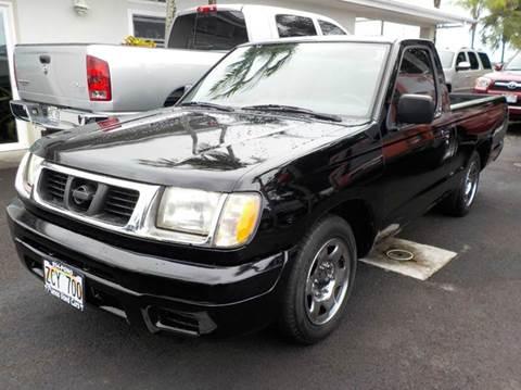 1999 Nissan Frontier for sale in Hilo, HI