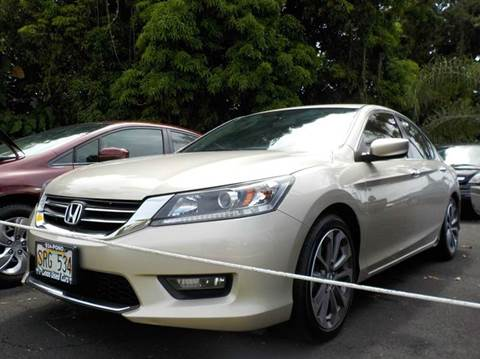 2015 Honda Accord for sale in Hilo, HI