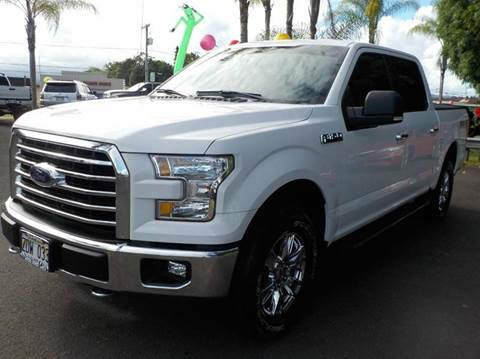 2016 Ford F-150 for sale in Hilo, HI