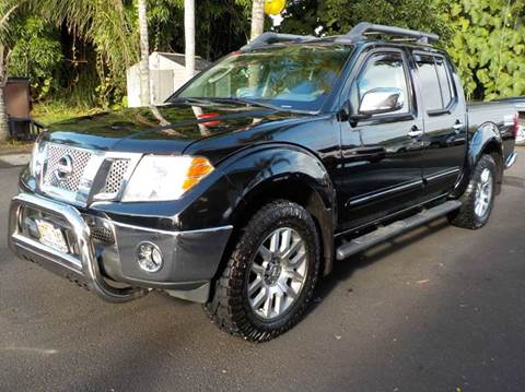 2010 Nissan Frontier for sale in Hilo, HI