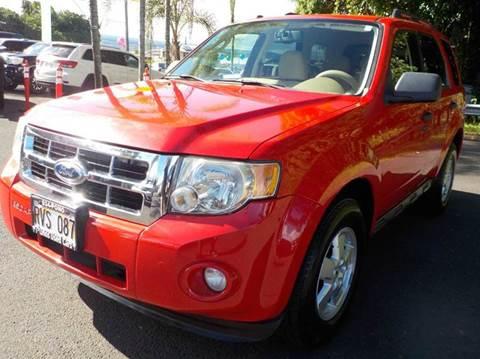 2009 Ford Escape for sale in Hilo, HI