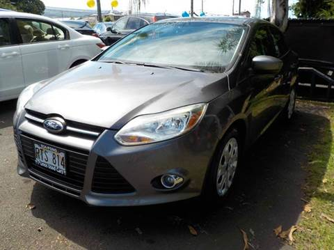 2012 Ford Focus for sale in Hilo, HI