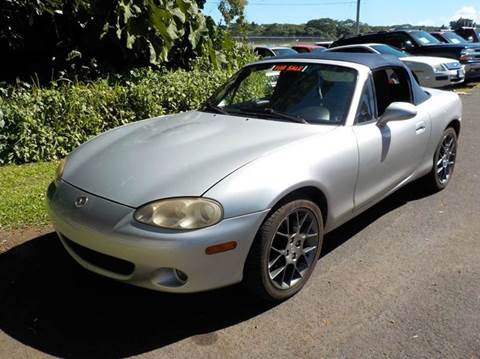 2004 mazda mx 5 miata for sale. Black Bedroom Furniture Sets. Home Design Ideas