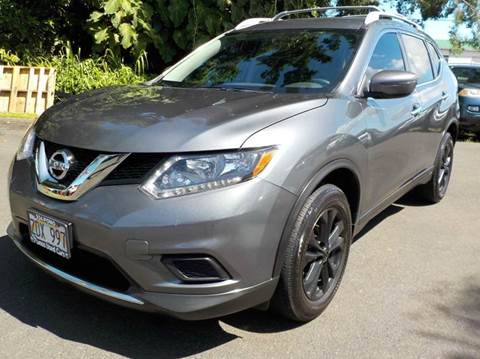 2016 Nissan Rogue for sale in Hilo, HI