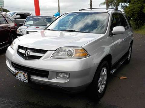2005 Acura MDX for sale in Hilo, HI