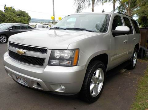 2007 Chevrolet Tahoe for sale in Hilo, HI