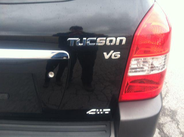 2006 Hyundai Tucson GLS 2.7 4WD - Rochester NY