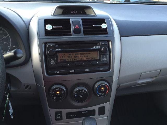 2012 Toyota Corolla LE 4dr Sedan 4A - Rochester NY