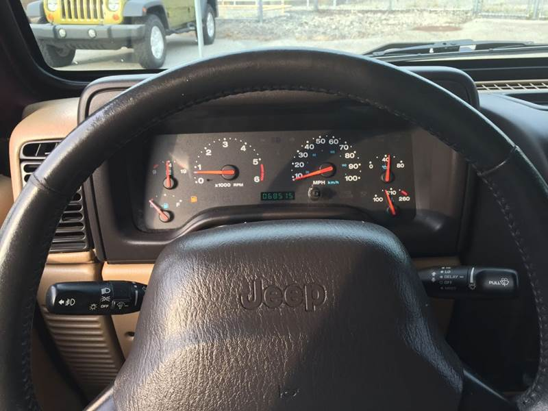 2002 Jeep Wrangler Sport 4WD 2dr SUV - Rochester NY