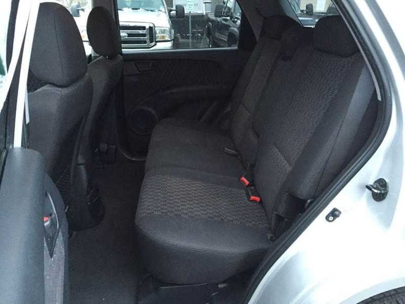 2007 Kia Sportage LX 4dr SUV (2L I4 4A) - Rochester NY