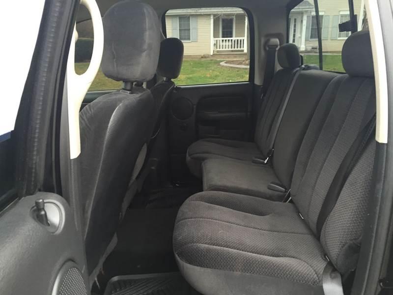2005 Dodge Ram Pickup 1500 4dr Quad Cab SLT 4WD SB - Rochester NY