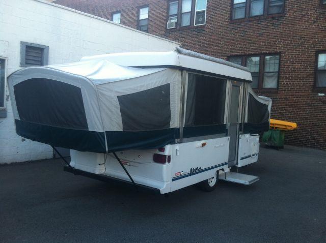 1997 Coleman / Fleetwood Yukon  Pop Up Camper - Rochester NY