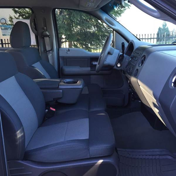 2007 Ford F-150 XLT 4dr SuperCrew 4WD Styleside 5.5 ft. SB - Rochester NY