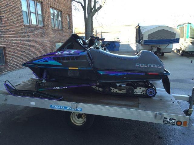 1996 Polaris Indy XLT 600