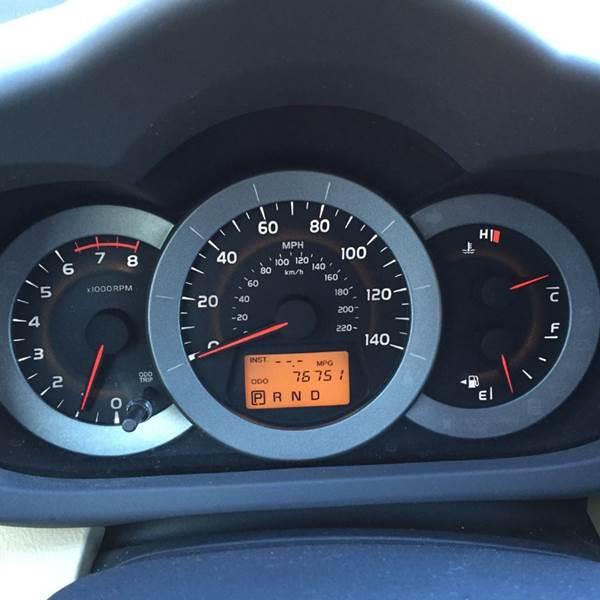 2010 Toyota RAV4 Base 4x4 4dr SUV - Rochester NY