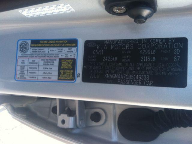 2011 Kia Optima LX GDI - Rochester NY