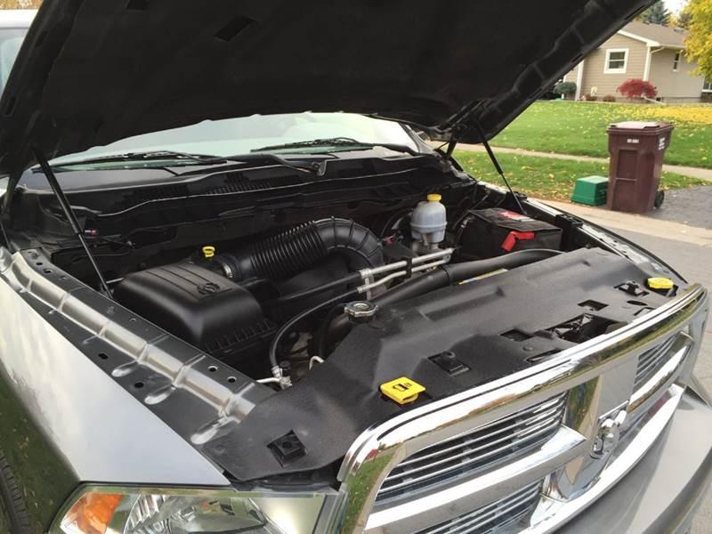 2012 RAM Ram Pickup 1500 SLT Big Horn 4x4 4dr Quad Cab 6.3 ft. SB Pickup - Rochester NY