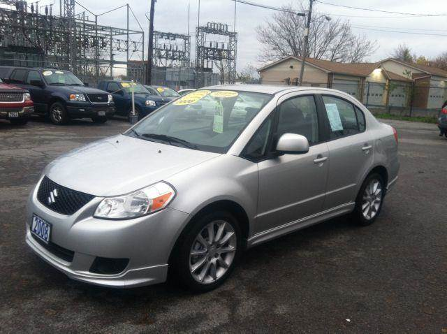 2008 Suzuki SX4 Sport Sedan 4A w/Convenience Package - Rochester NY