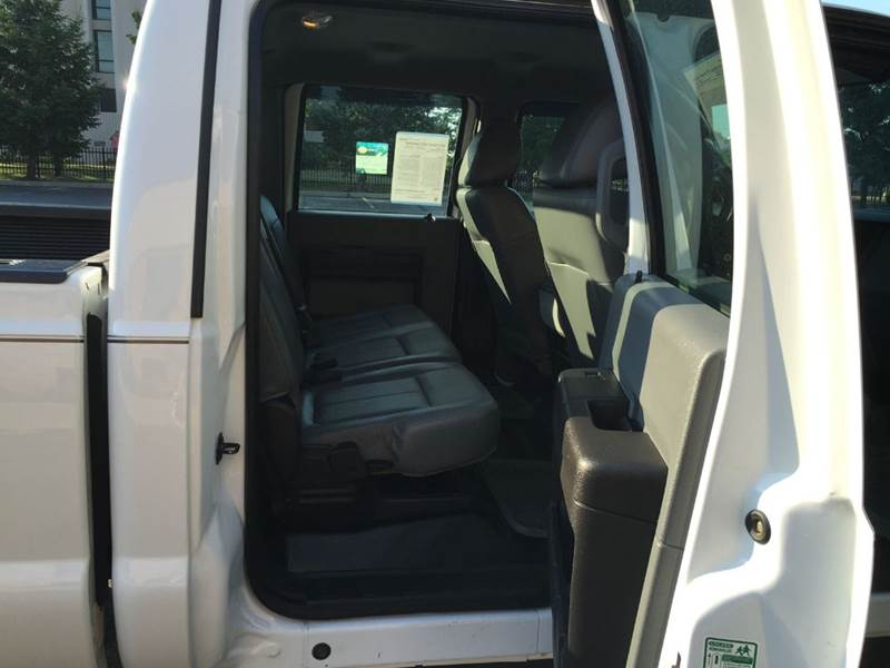 2012 Ford F-250 Super Duty 4x4 XL 4dr Crew Cab 8 ft. LB Pickup - Rochester NY