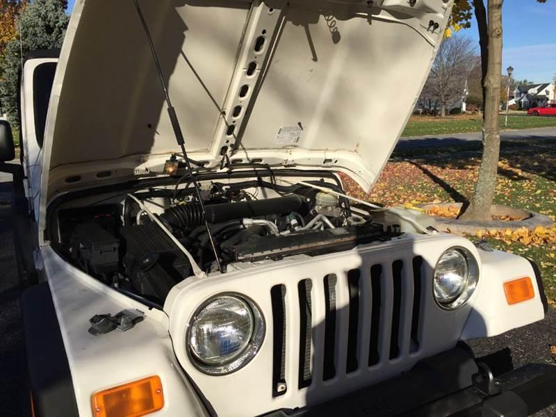 2006 Jeep Wrangler X 2dr SUV 4WD - Rochester NY