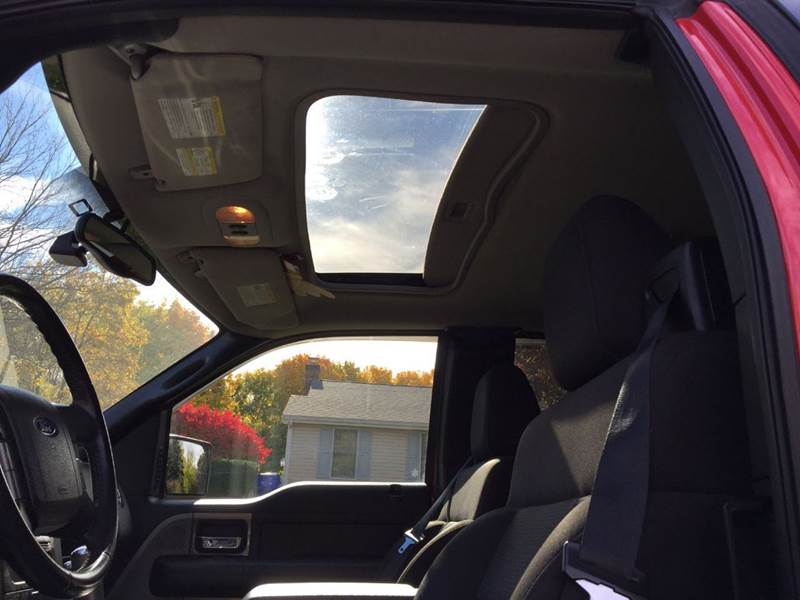 2005 Ford F-150 4dr SuperCab FX4 4WD Styleside 5.5 ft. SB - Rochester NY