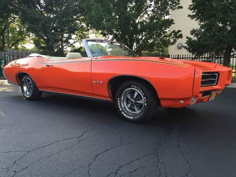 1969 Pontiac GTO for sale in Rochester, NY