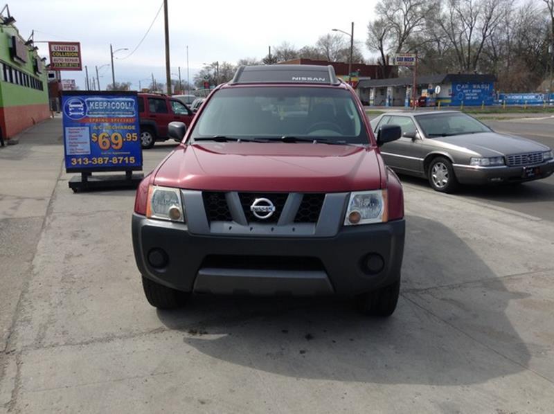 2006 Nissan Xterra  - Detroit MI