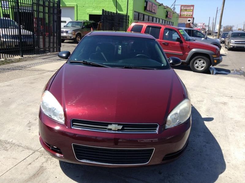 2006 Chevrolet Monte Carlo LS 2dr Coupe - Detroit MI