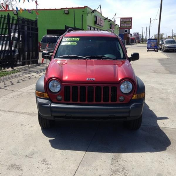 jeep liberty for sale in detroit mi. Black Bedroom Furniture Sets. Home Design Ideas