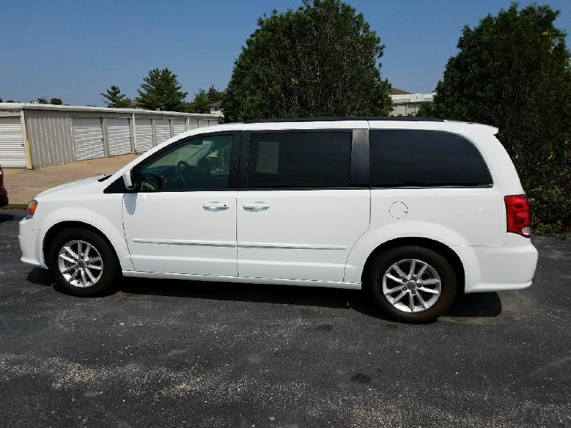 2016 Dodge Grand Caravan SXT 4dr Mini-Van - North Liberty IA
