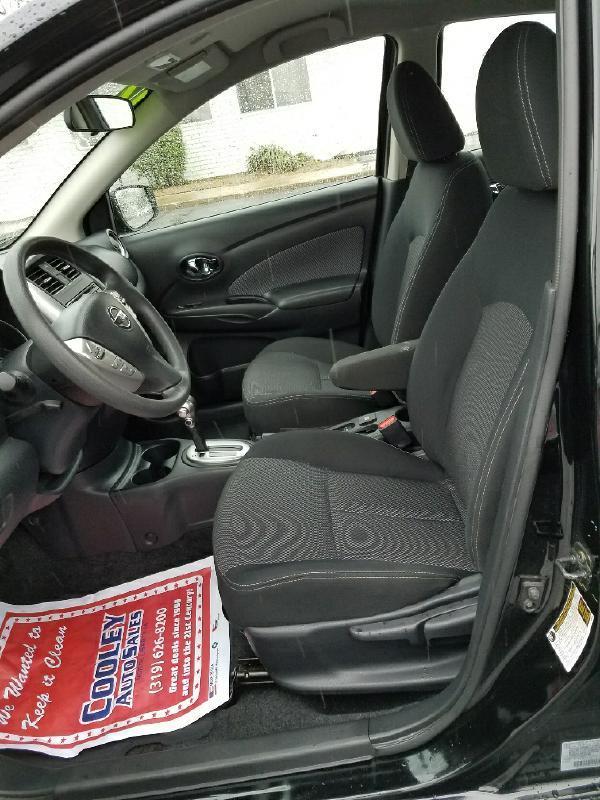 2016 Nissan Versa 1.6 S 4dr Sedan 4A - North Liberty IA