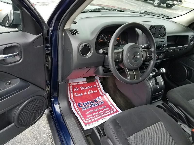 2016 Jeep Patriot 4x4 Sport 4dr SUV - North Liberty IA
