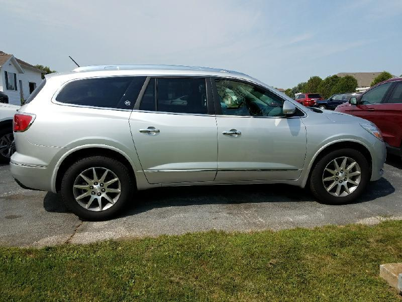 2016 Buick Enclave Leather AWD 4dr SUV - North Liberty IA