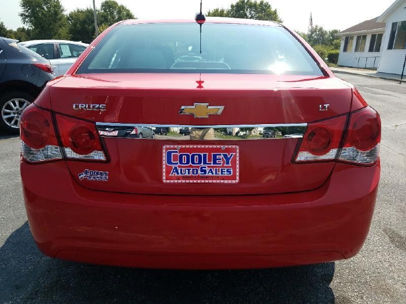 2015 Chevrolet Cruze 1LT Auto 4dr Sedan w/1SD - North Liberty IA