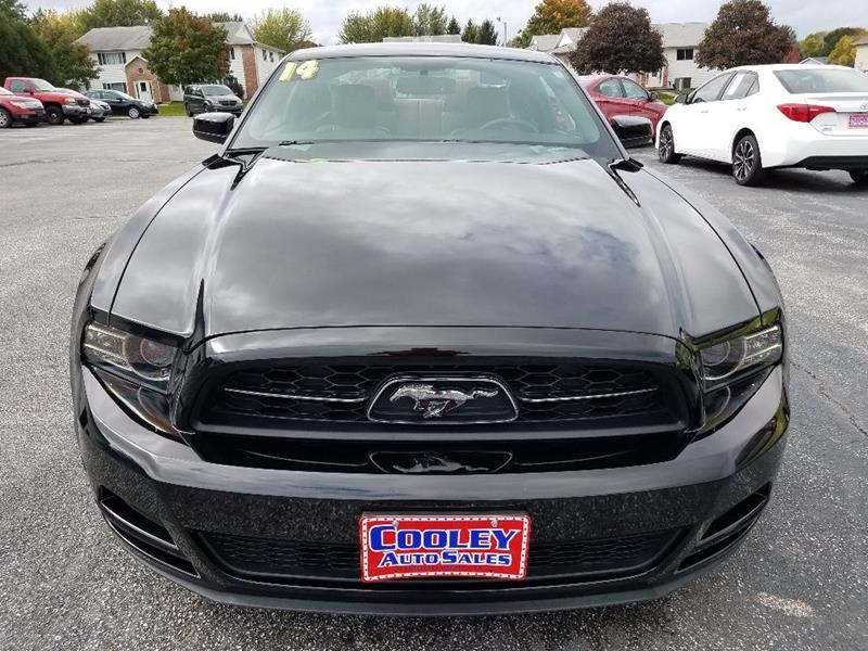 2014 Ford Mustang In North Liberty Ia Cooley Auto Sales