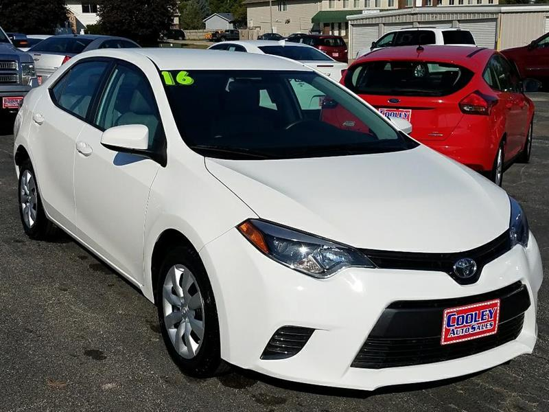 Sedan for sale in north liberty ia for Cooley motors used cars