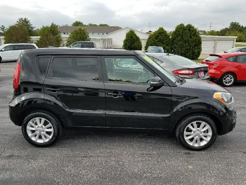 2013 Kia Soul + 4dr Wagon 6A - North Liberty IA