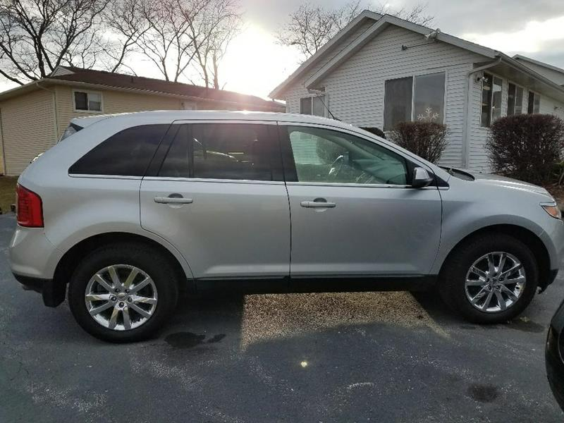 2014 Ford Edge Limited AWD 4dr SUV - North Liberty IA