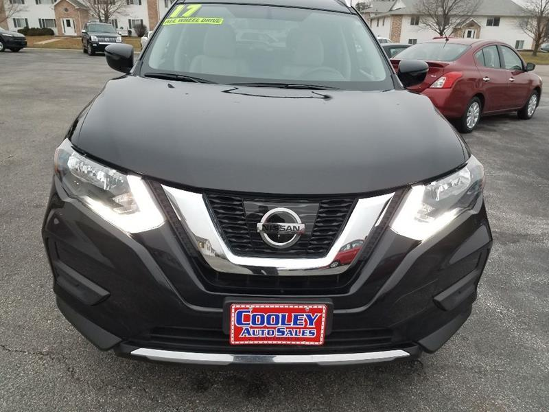 2017 Nissan Rogue Sv In North Liberty Ia Cooley Auto Sales