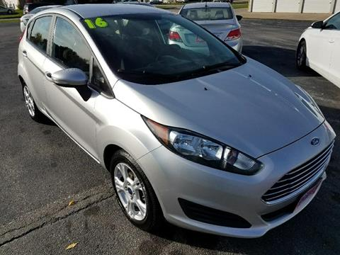 2016 Ford Fiesta for sale in North Liberty, IA