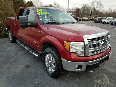 2014 Ford F-150 for sale in North Liberty, IA